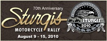 Sturgis Motorcycle Rally 2010