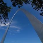 Gateway Arch - A little Closer