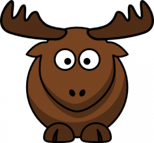 Elk Cartoon